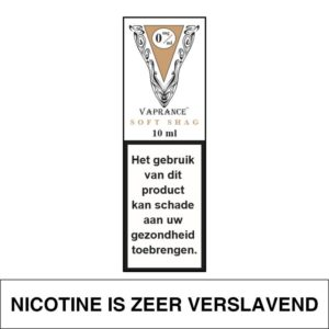 VAPRANCE WHITE LABEL SHAG 10ML (0MG)