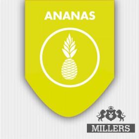 Millers Ananas (0MG)