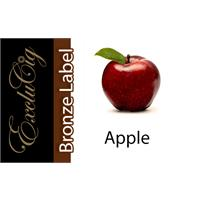 EXCLUCIG BRONZE LABEL E-LIQUID APPLE 10ML (18MG)