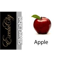 EXCLUCIG SILVER LABEL E-LIQUID APPLE 10ML (18MG)