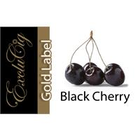 EXCLUCIG GOLD LABEL E-LIQUID BLACK CHERRY 10ML (18MG)