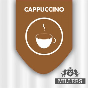 Millers Cappuccino (0MG)