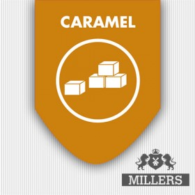 Millers Caramel (0MG)
