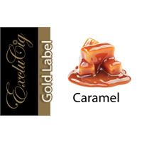 EXCLUCIG GOLD LABEL E-LIQUID CARAMEL 10ML (18MG)