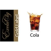 EXCLUCIG GOLD LABEL E-LIQUID COLA 10ML (18MG)