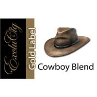 EXCLUCIG GOLD LABEL E-LIQUID COWBOY BLEND 10ML (18MG)