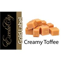 EXCLUCIG GOLD LABEL E-LIQUID CREAMY TOFFEE 10ML (18MG)