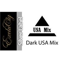 EXCLUCIG SILVER LABEL E-LIQUID DARK USA MIX 10ML (18MG)