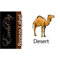 EXCLUCIG BRONZE LABEL E-LIQUID DESERT 10ML (18MG)