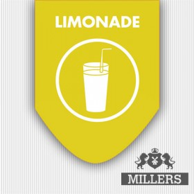 Millers Limonade (0MG)