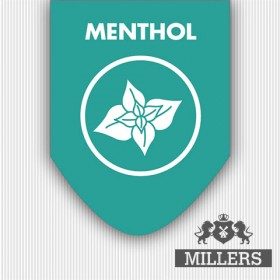 Millers Menthol (0MG)