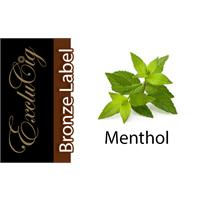 EXCLUCIG BRONZE LABEL E-LIQUID MENTHOL 10ML (18MG)