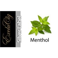 EXCLUCIG SILVER LABEL E-LIQUID MENTHOL 10ML (18MG)