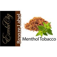 EXCLUCIG BRONZE LABEL E-LIQUID MENTHOL TOBACCO 10ML (18MG)