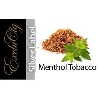 EXCLUCIG SILVER LABEL E-LIQUID MENTHOL TOBACCO 10ML (18MG)
