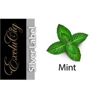 EXCLUCIG SILVER LABEL E-LIQUID MINT 10ML (18MG)
