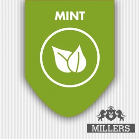 Millers Mint (0MG)