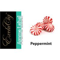 EXCLUCIG AROMA LABEL PEPPERMINT 10ML