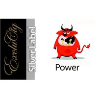 EXCLUCIG SILVER LABEL E-LIQUID POWER 10ML (18MG)