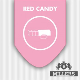 Millers Red Candy (0MG)