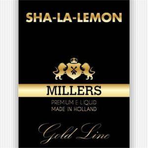 MILLERS JUICE 10ML GOLDLINE SHA-LA-LEMON PG/VG (18MG)