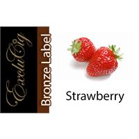 EXCLUCIG BRONZE LABEL E-LIQUID STRAWBERRY 10ML (18MG)