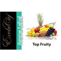 EXCLUCIG AROMA LABEL TOP FRUITY 10ML