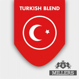 Millers Turkish Blend (0MG)