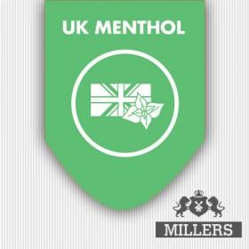 Millers UK Menthol (0MG)