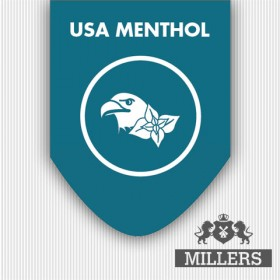 Millers USA Menthol (0MG)