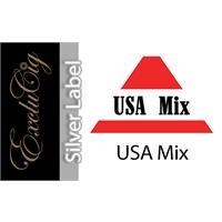 EXCLUCIG SILVER LABEL E-LIQUID USA MIX 10ML (18MG)