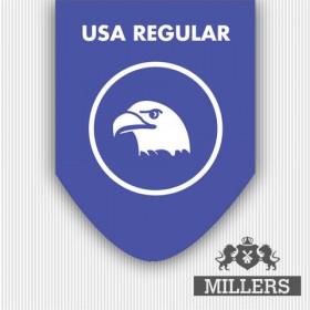 Millers USA Regular (0MG)