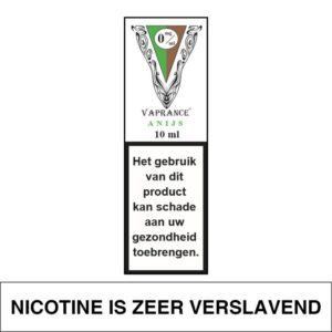 VAPRANCE WHITE LABEL ANIJS 10ML (0MG)
