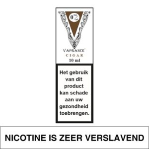 VAPRANCE WHITE LABEL CIGAR 10ML (0MG)