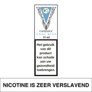 VAPRANCE WHITE LABEL COOL MINT 10ML (0MG)